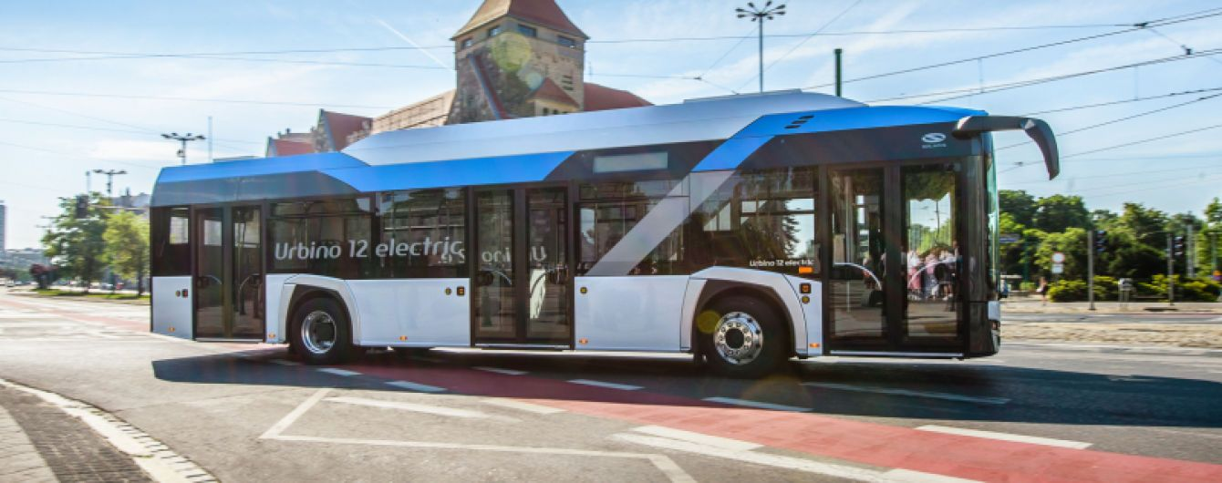 Венеция закупила 15 электробусов для своих островов