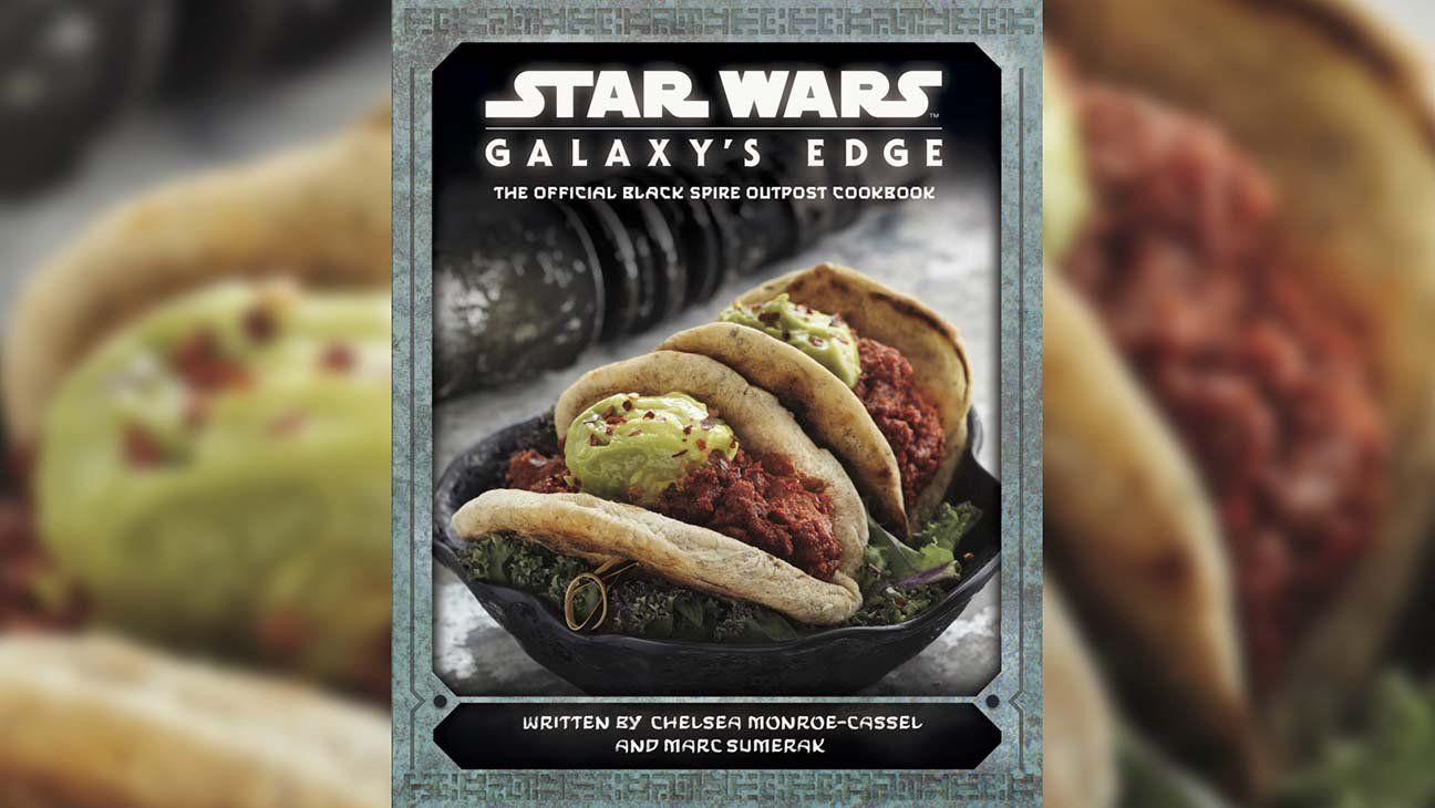 """""""Звездные войны"""", кулинарная книга"""