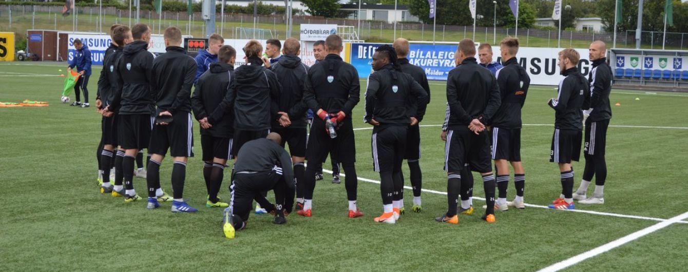 Эстонский клуб расторг контракт с российским футболистом из-за нарушения ПДД
