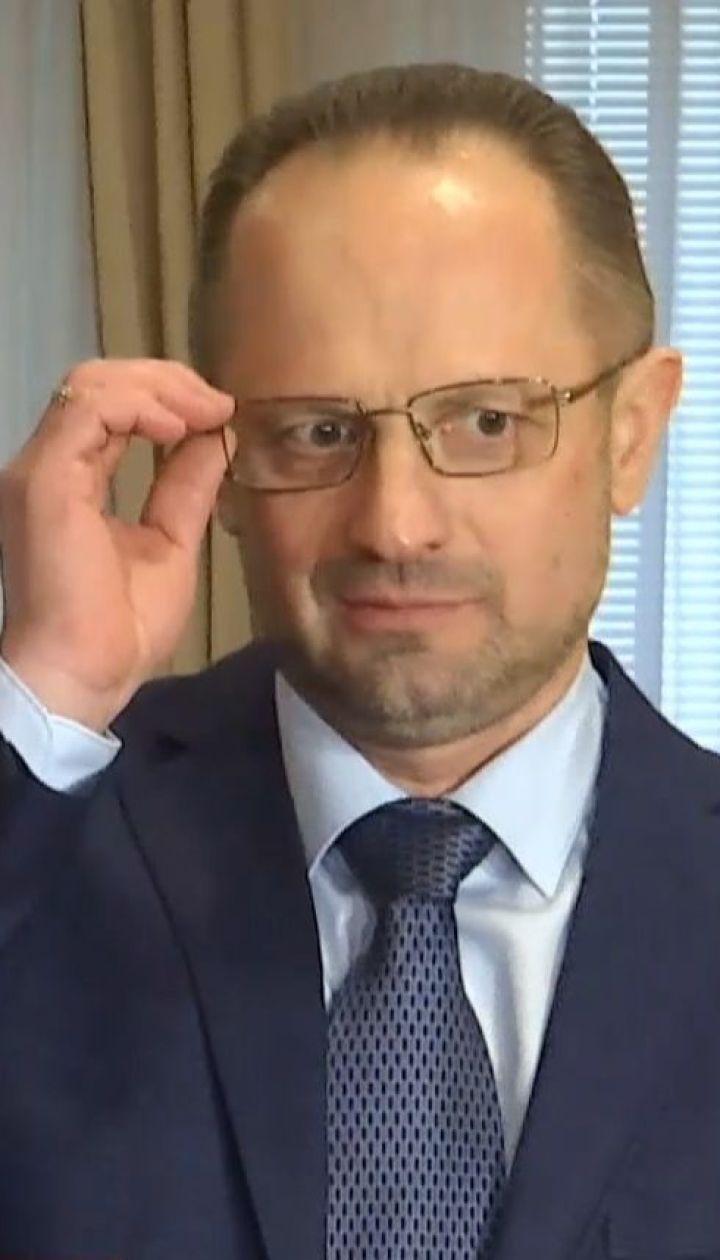 Романа Безсмертного звільнили із політичної підгрупи Тристоронньої контактної групи у Мінську