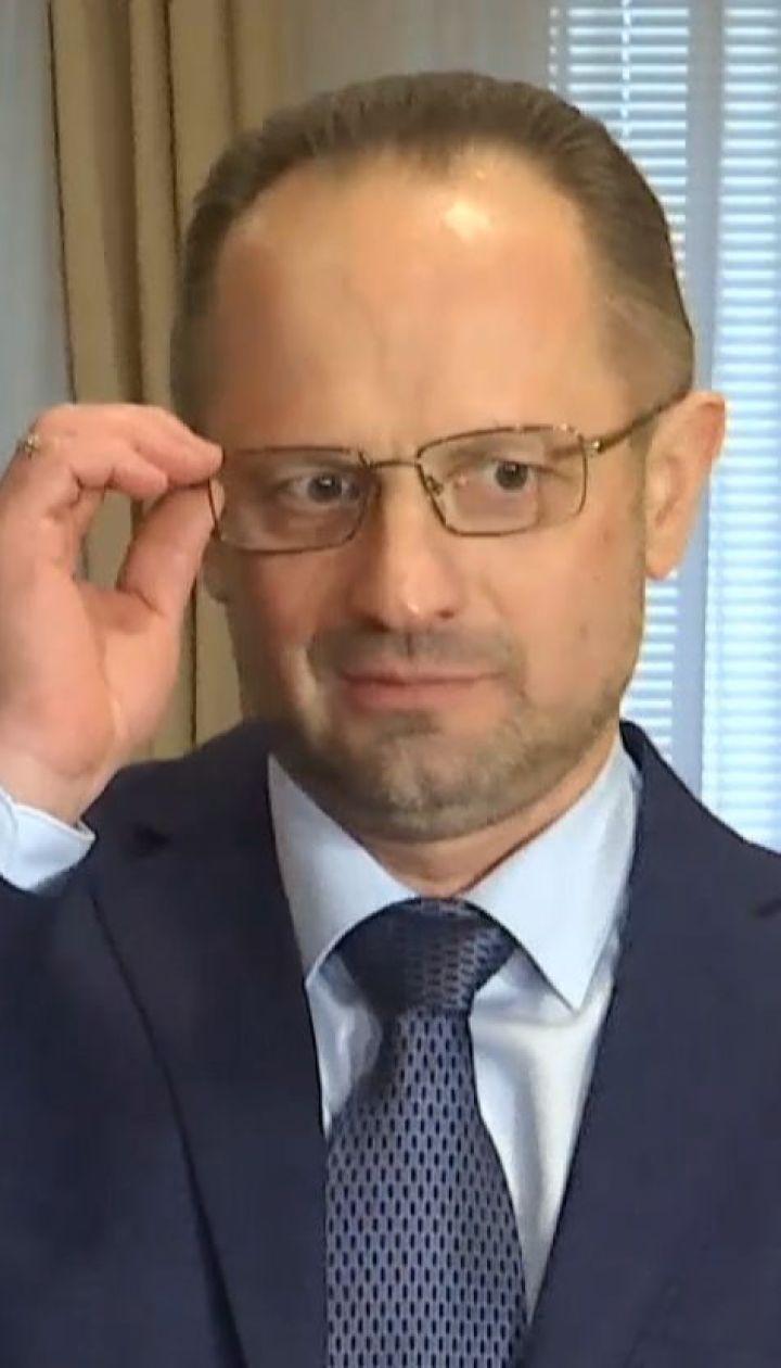 Романа Бессмертного уволили из политической подгруппы Трехсторонней контактной группы в Минске