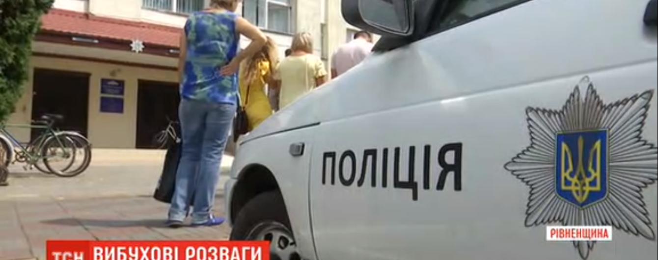 Трое подростков, пострадавших от взрыва гранаты в Ровенской области, находятся в больнице в тяжелом состоянии