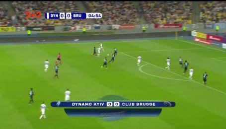 Динамо - Брюгге - 1:0. Відео голу Буяльського