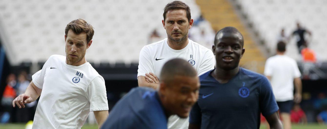 Оптимізм Лемпарда та повага Клоппа. Що говорили тренери перед битвою за Суперкубок УЄФА
