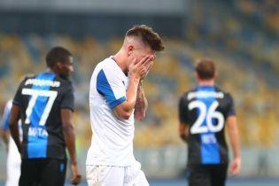 Вербич попросив вибачення у вболівальників через виліт з Ліги чемпіонів