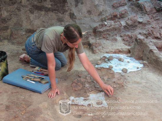 На Полтавщині знайшли скіфське золото