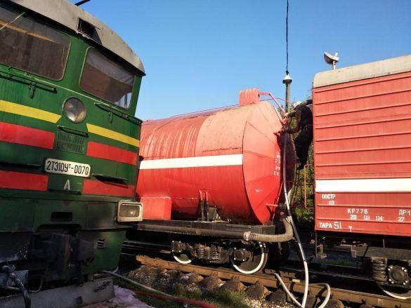 Пожежа локомотиву в Миколаєві_03