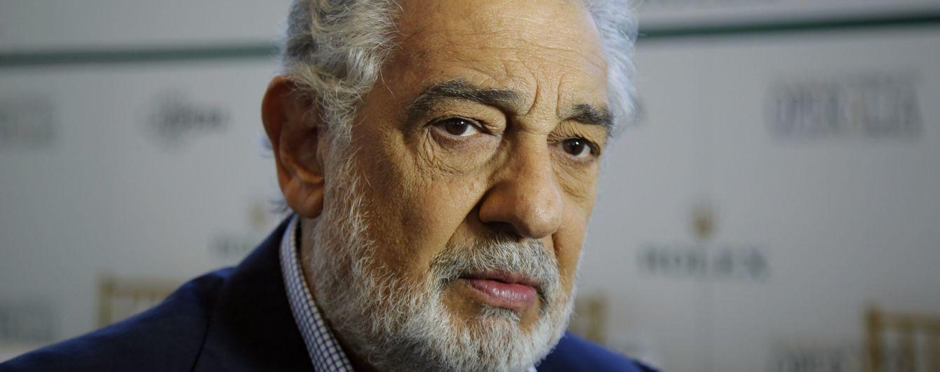 Опера Сан-Франциско оголосила бойкот Пласідо Домінго через секс-скандал