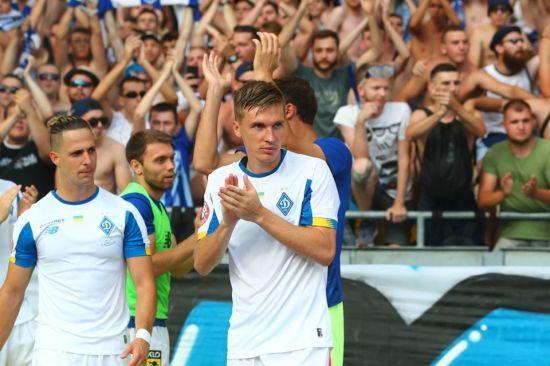 """""""Динамо"""" буде в першому кошику під час жеребкування групової стадії Ліги Європи"""