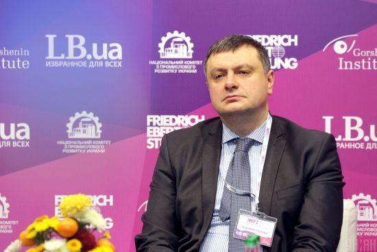 Зеленський звільнив заступника секретаря РНБО