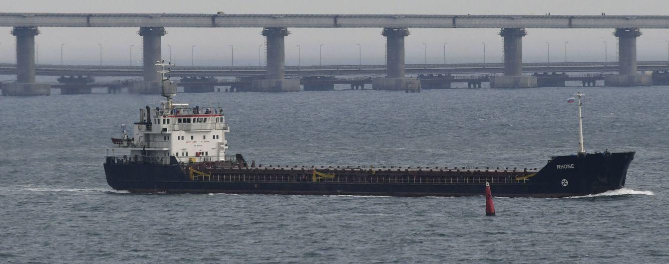 Удар по портах Криму. Запропоновано зміни, які заблокують морські гавані окупантів на півострові