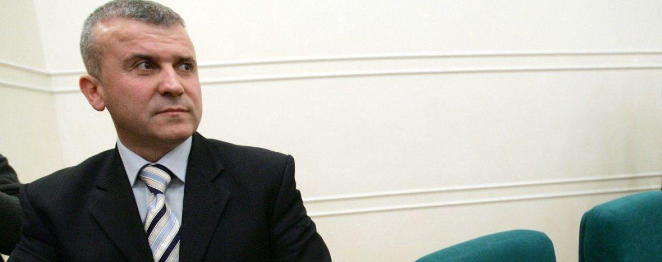 Окружной админсуд возобновил в должности люстрованого заместителя Генпрокурора Голомшу