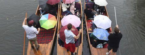 ВУкраїні обіцяють дощі та грози - погода на вівторок