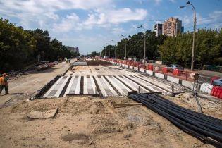 Кличко розповів, коли відкриють нові автосмуги Борщагівського шляхопроводу
