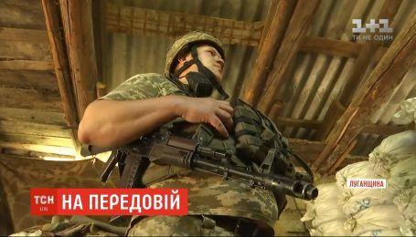 Вблизи Катериновки селяне сдают позиции наших военных и сигнализируют врагу