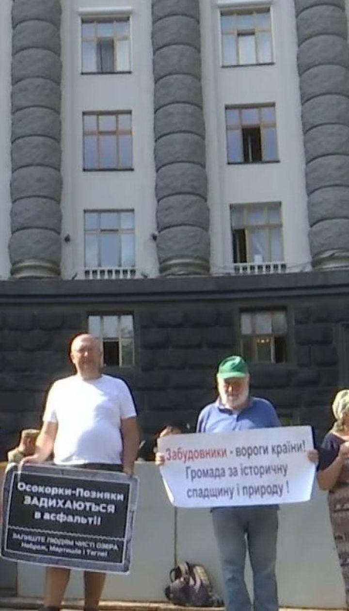 Кабмін відмовився розглядати питання про звільнення Віталія Кличка