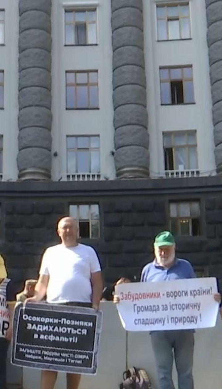 Кабмин отказался рассматривать вопрос об увольнении Виталия Кличко