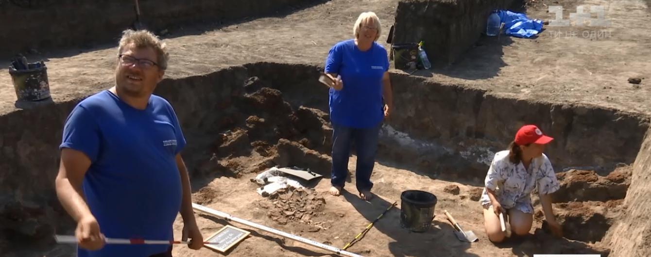 Скифское золото на Полтавщине. Археологи нашли уникальное захоронение и проводят поиски дальше