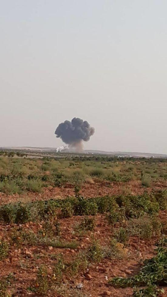 У Сирії збили літак сил Асада, які підтримує РФ