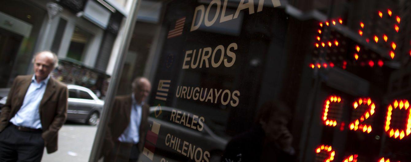 Обвал экономики Аргентины из-за выборов президента. Национальная валюта и биржа снова обвалились