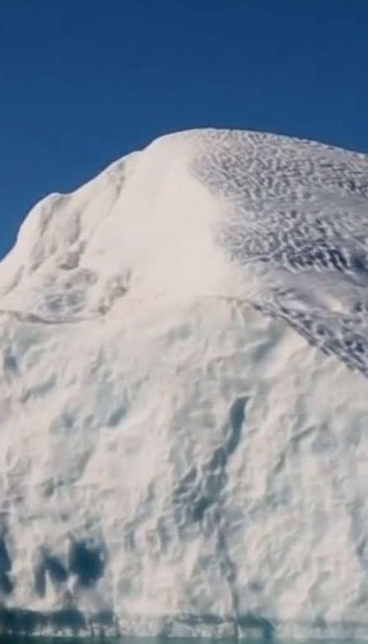 Вчені встановили, що в Арктиці разом зі снігом випадають мікроскопічні часточки пластику