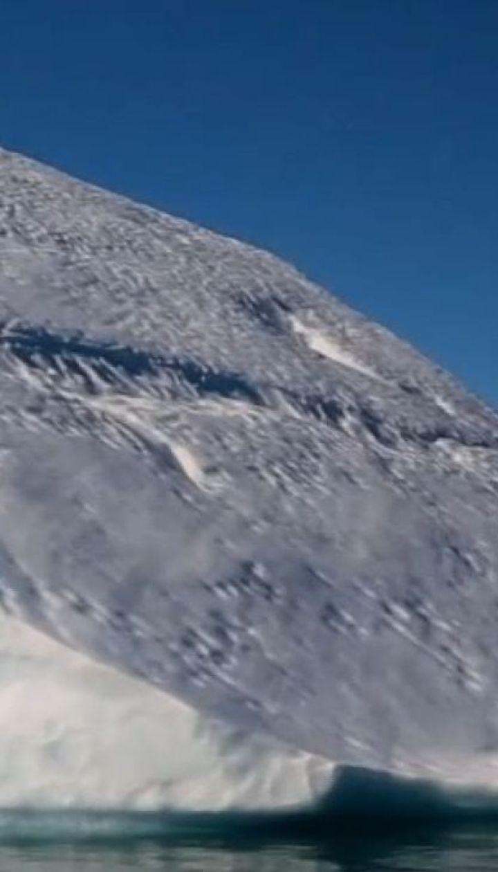 Ученые установили, что в Арктике вместе со снегом выпадают микроскопические частицы пластика