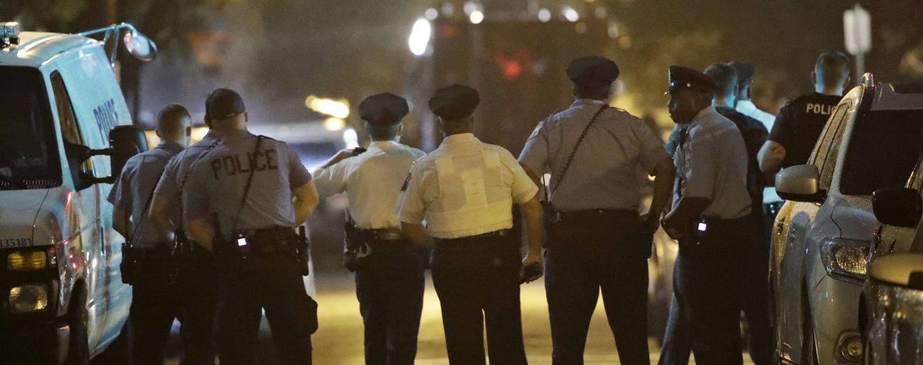 Захоплення заручників та стрілянина у Філадельфії: злочинець здався поліції