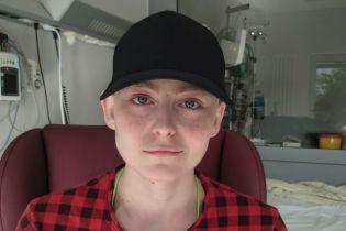 16-летний Артем вынужден снова преодолевать рак крови