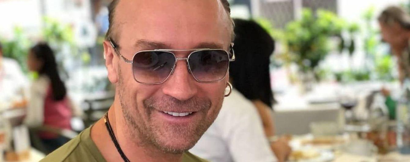 Австрійські канікули: Олег Винник показав, чим поласував у Відні
