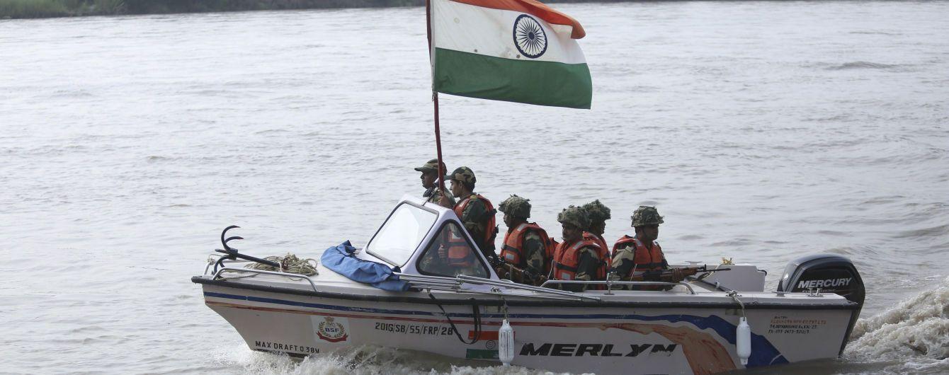 На кордоні Індії та Пакистану сталася кривава перестрілка між військовими