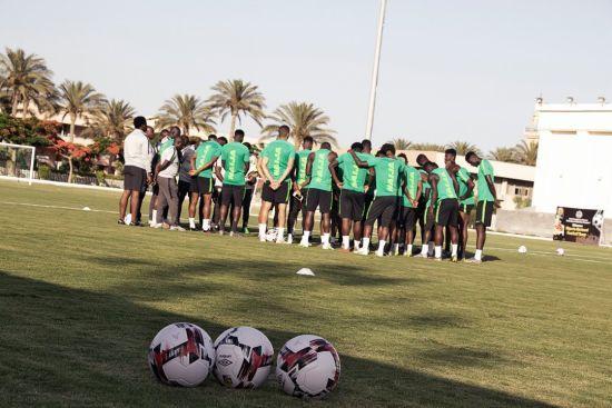 Збірна Нігерії назвала склад на товариський матч з Україною