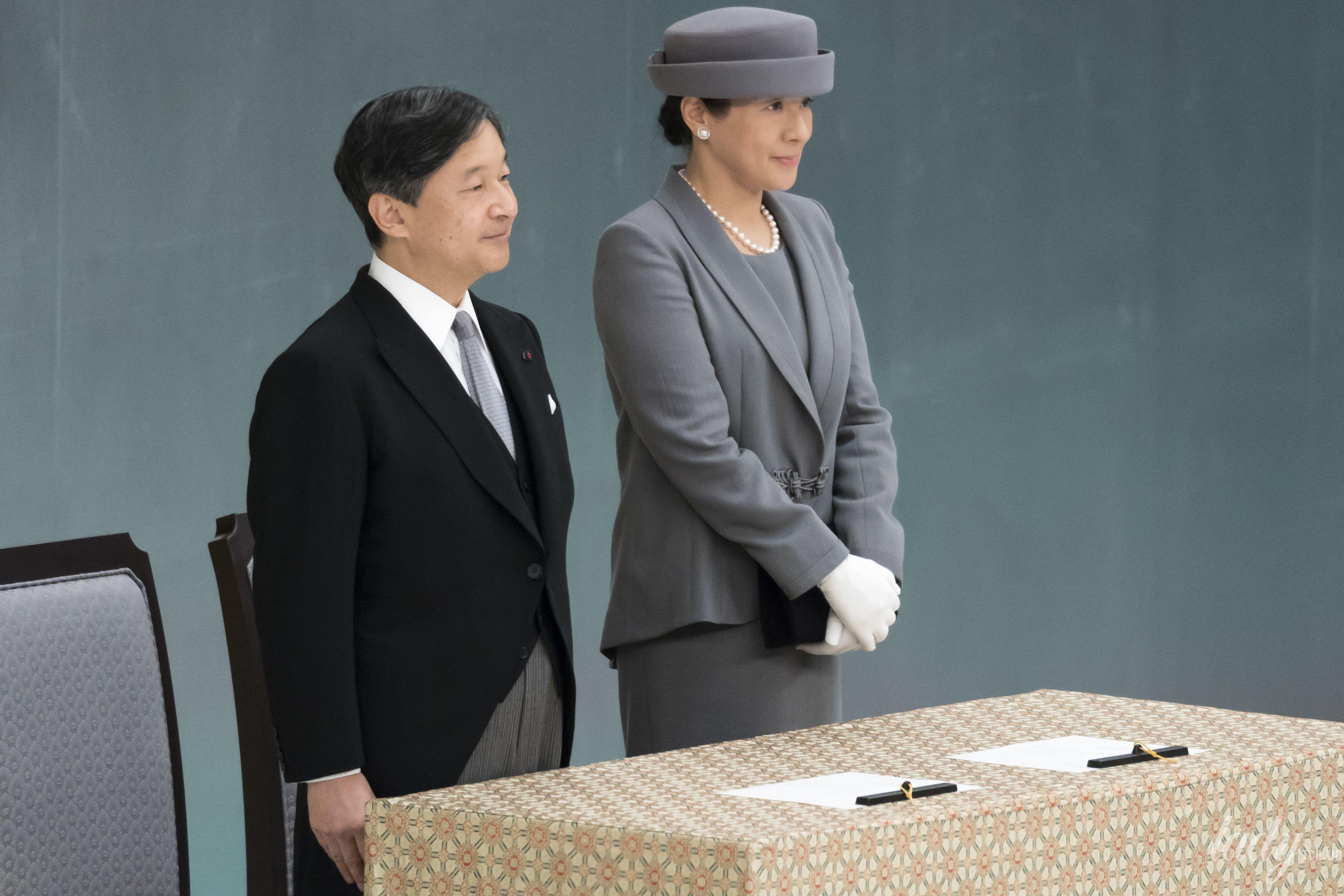 Император Японии Нарухито и императрица Масако_2