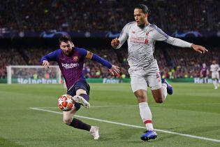 УЕФА назвал тройку претендентов на звание лучшего игрока Лиги чемпионов-2018/19