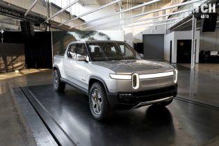 Ford випустить електрокар на базі революційного пікапа Rivian
