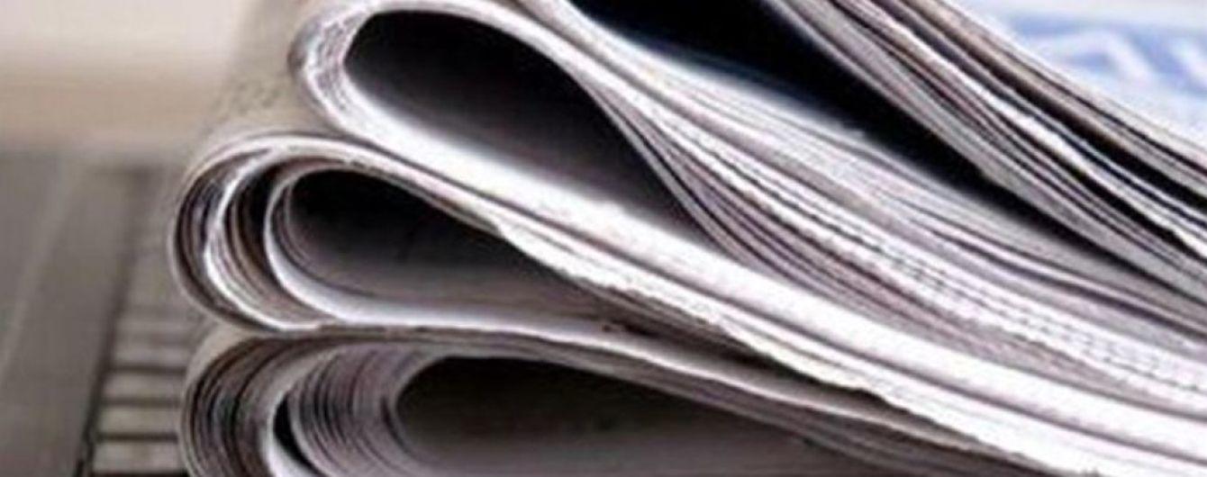 """""""Укрпочта"""" повышает тарифы на доставку периодики. НСЖУ заявила о сознательном уничтожении печатной прессы"""
