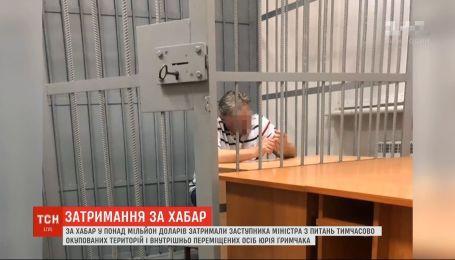 Юрию Грымчаку могут не успеть вручить подозрение