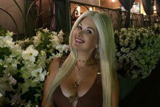 Екатерина Бужинская поделилась архивным юношеским фото