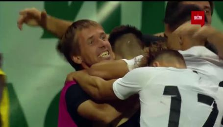 Зоря - ЦСКА (Софія) - 1:0. Відео голу Русина