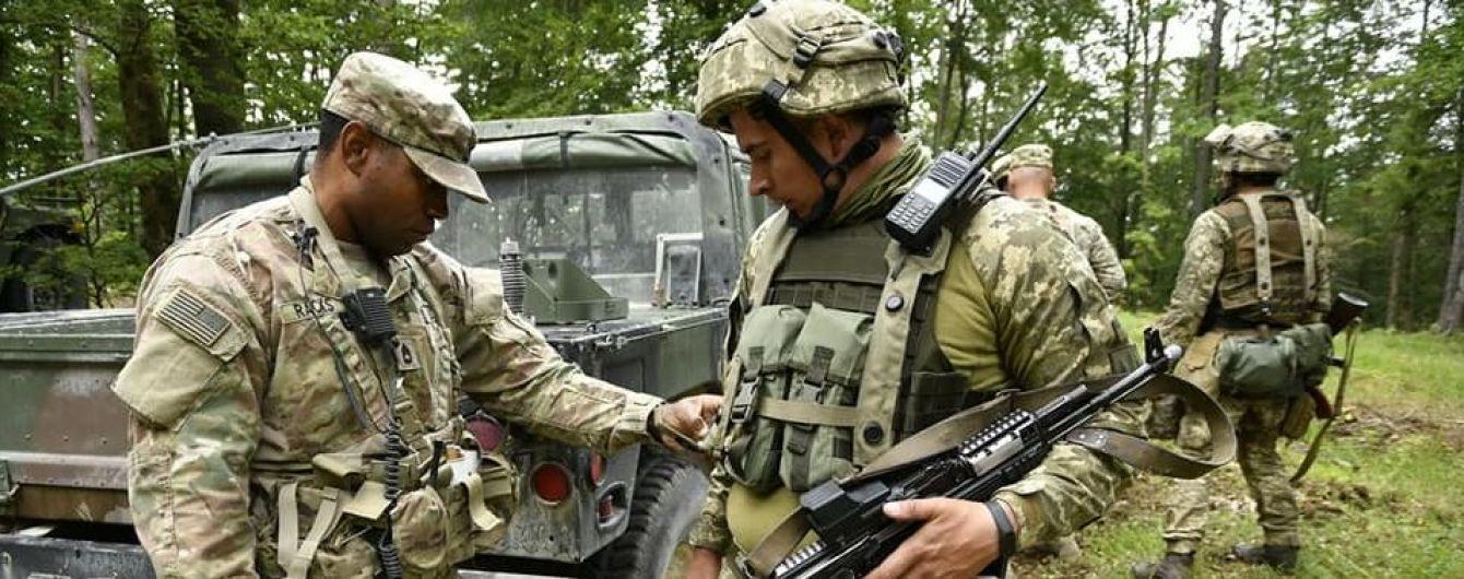 Рота 93-й бригады вошла в механизированный батальон США на учениях НАТО в Германии