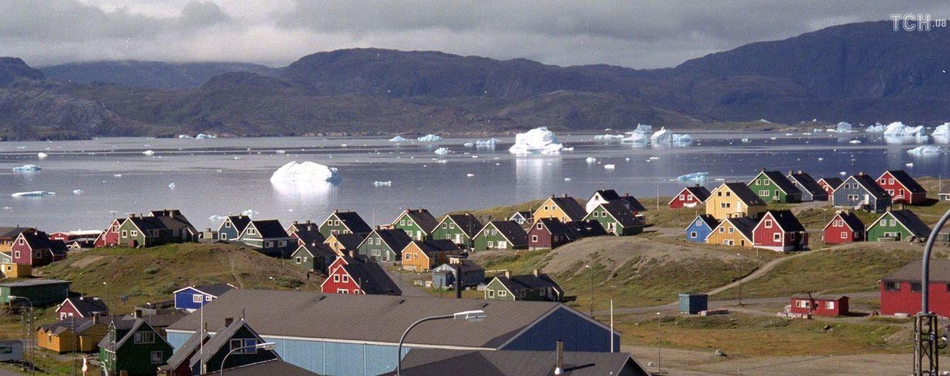 Трамп решил открыть американское консульство в Гренландии