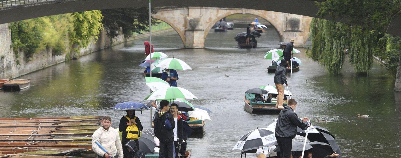 Погода на пятницу: в Украине местами будут дожди и грозы