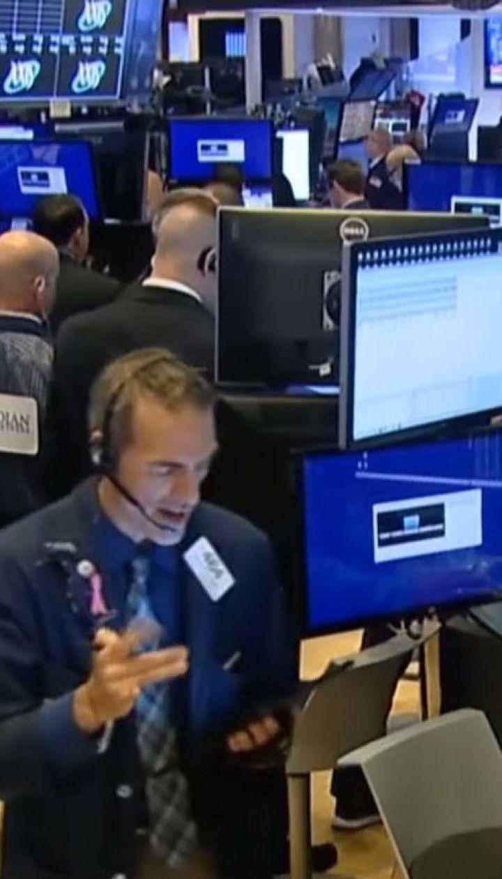 Из-за падения акций на Wall Street самые богатые люди мира потеряли 18 миллиардов за одну ночь