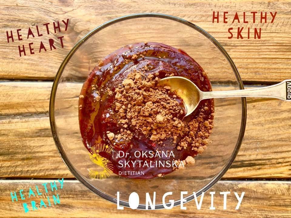 Коктейль здоров'я, для блогів