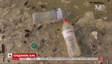 Пластикові дощі: людина регулярно споживає синтетичні волокна з повітрям і водою