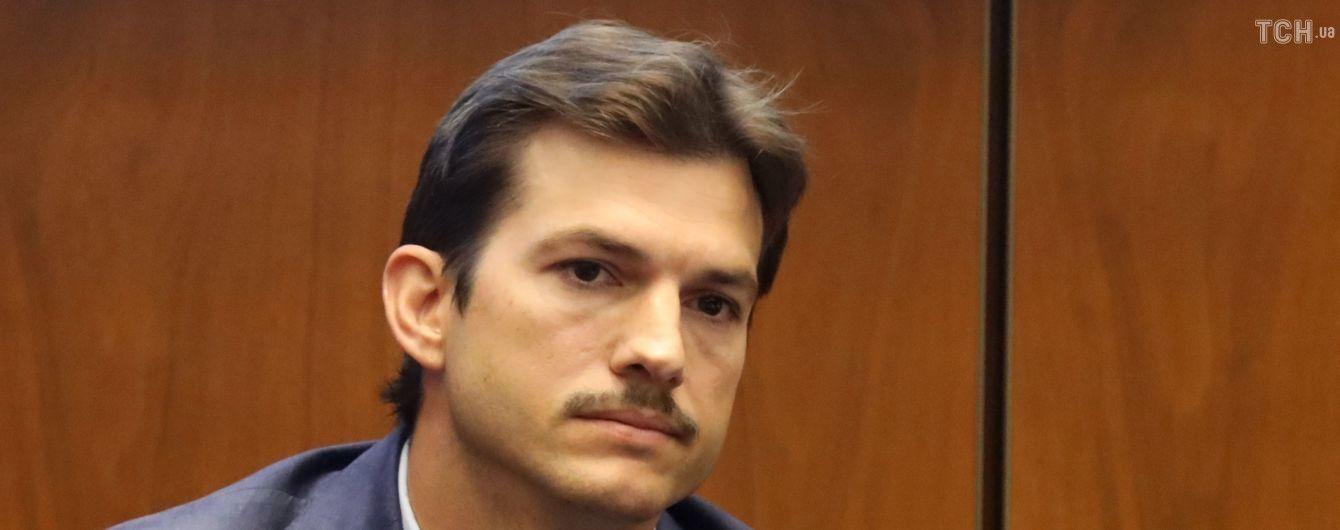 Актор Ештон Кутчер посприяв ув'язненню вбивці своєї колишньої дівчини