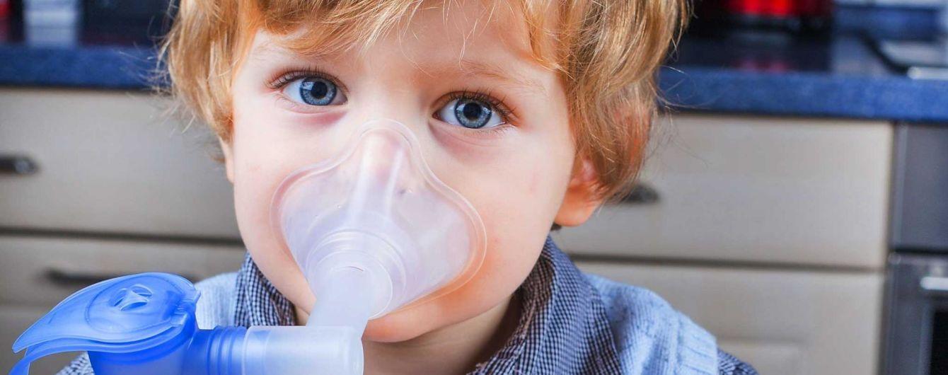 Як обрати інгалятор при захворюваннях органів дихання