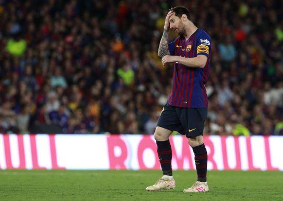 """""""Барселона"""" вперше за 10 років проведе без Мессі стартовий матч Чемпіонату Іспанії"""