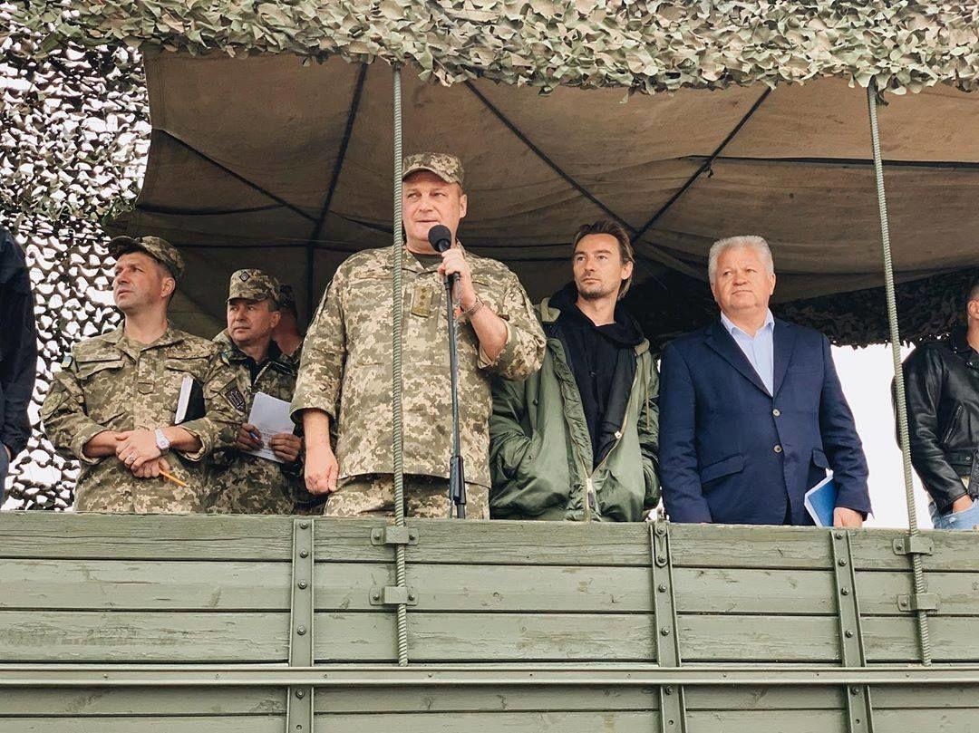 Алан Бадоєв, репетиція ходу до Дня Незалежності_1