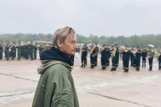 Алан Бадоєв показав нові фото з репетиції ходу до Дня Незалежності