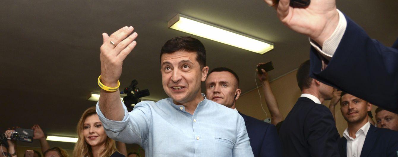 Зеленський відмовився розмовляти з пропагандистами Кисельова